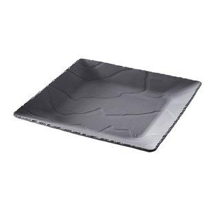 XXLselect Brett Basalt schwarz Porzellan   Schauen Schiefer   280x280x (H) 330mm