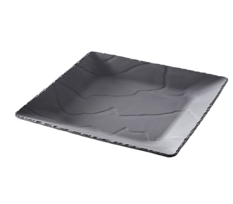 XXLselect Board Basalt Black Porcelain | Look slate | 280x280x (H) 330mm