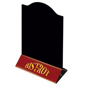 XXLselect Standardmenü Bistrot | Abnehmbarer Doppelseitige Platte | Set von 3 Stück | 150x80x (H) 230mm
