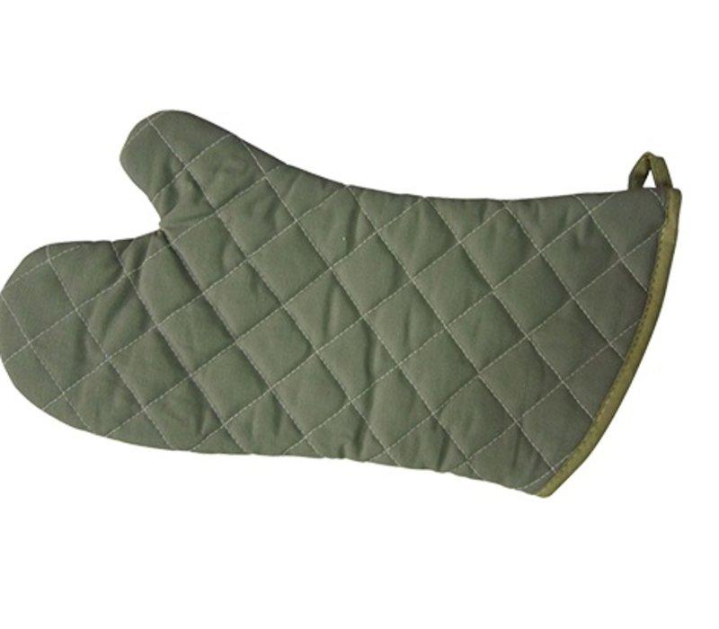 XXLselect Schutzhandschuhe Beige Lang-Modell | Extra Heavy Qualität | Schutz bis zu 200 ° C | 420mm