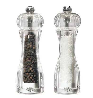 XXLselect Salt and Pepper Mill Acrylic | 140mm