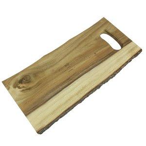 XXLselect Serve Plank Baum Rechteck | 400x210mm