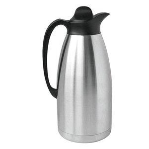XXLselect Insulated Black | Double-walled stainless steel screw | 3liter