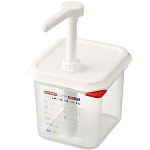 XXLselect Dispenser unit Kunststof | 1/6GN Los