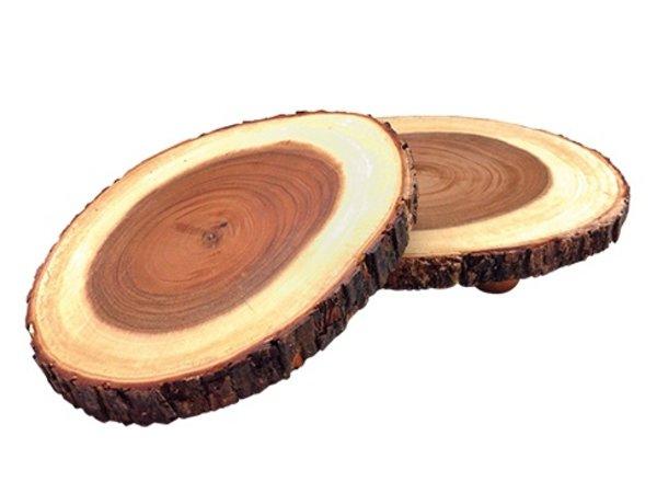 XXLselect Serve Plank Tree Maxi | Ø300 ~ 380mm