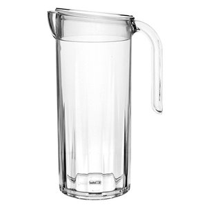 XXLselect Jug with transparent lid | 1,25Liter