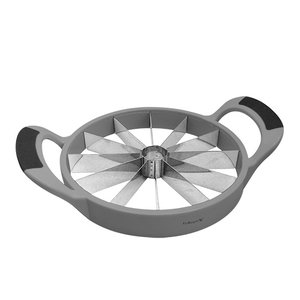 XXLselect Melo Distributor aus Kunststoff | 12 Edelstahl-Messer | Ø200mm