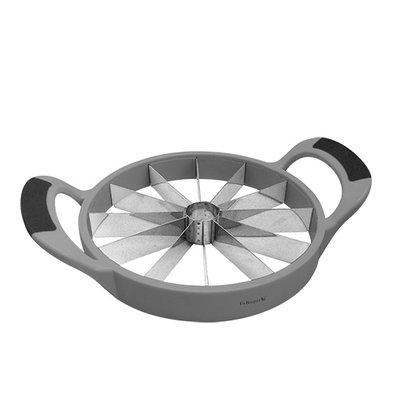 XXLselect Melo Distributor Plastic | 12 stainless steel knives | Ø200mm