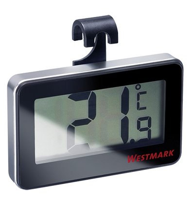XXLselect Kühlhaus digitales Thermometer | -20 ° / + 50 ° C | 65x25x (H) 45 mm