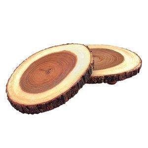 XXLselect Serve Plank Tree Mini | Ø250 ~ 300mm