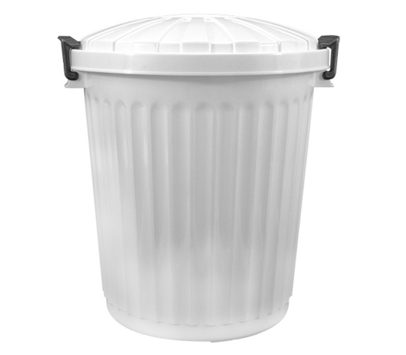 XXLselect Waste container Lid White | Ø35x (H) 41mm | 23 liter