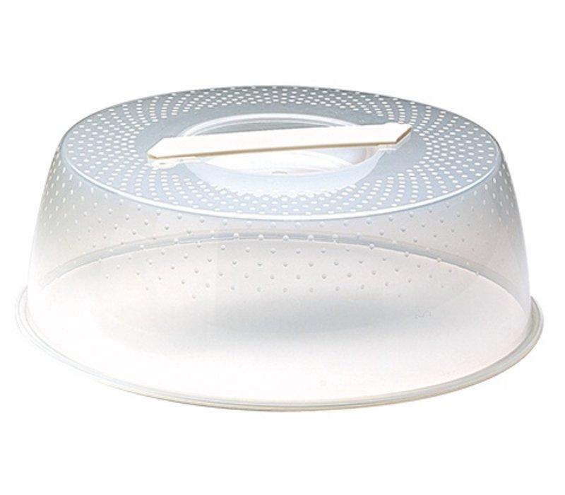XXLselect Cover / Kunststoff-Cloche | Ø320x (H) 100mm