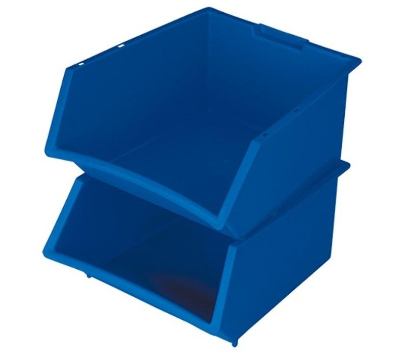 XXLselect Kunststoff-Trichter stapelbar | 360x390x (H) 200mm | 25 Liter