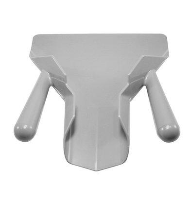 XXLselect Fries-Trichter aus Kunststoff | Universal-Modell | Griff 110mm