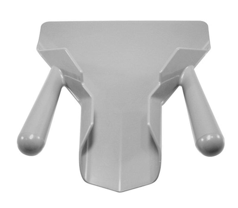 XXLselect Fries-Funnel Plastic | Universal model | handle 110mm