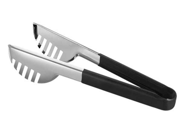 XXLselect Salad Tongs stainless steel | Heat resistant handle | 240mm