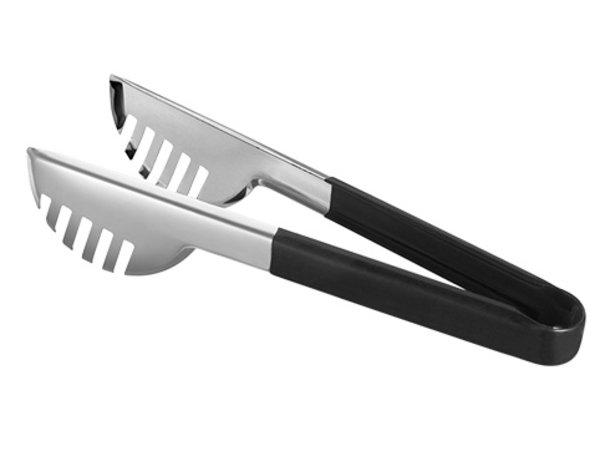 XXLselect Salat Tongs Edelstahl | Hitzebeständige Griff | 240mm