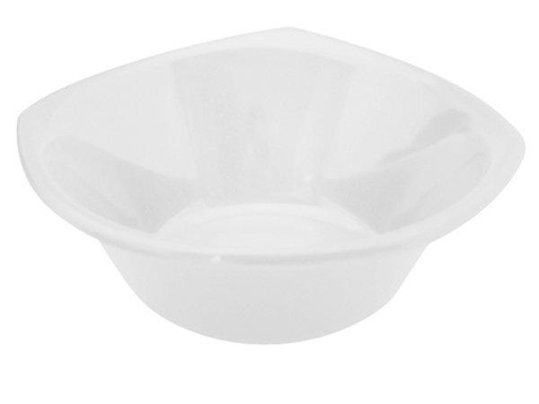 XXLselect Melamin Teller Weiß | 200x200x (H) 60 mm