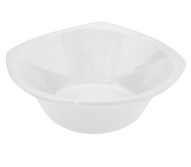XXLselect Melamine dish White | 200x200x (H) 60mm