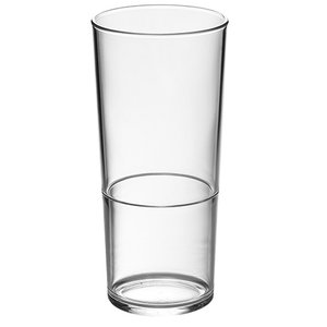 XXLselect Universal-Glas stapelbare | 45cl | Ø79x (H) 147mm
