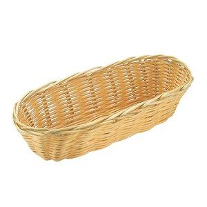 XXLselect Oval basket Polypropylene | 215x100x (H) 60mm