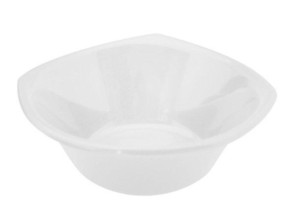 XXLselect Melamine dish White | 140x140x (H) 55mm