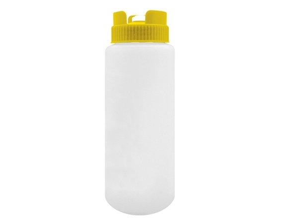 XXLselect Gelb Dosierung | Tropfreie Dosierung | 72cl | Ø70x (H) 230mm
