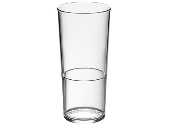 XXLselect Universal-Glas stapelbare | 28cl | Ø64x (H) 138mm