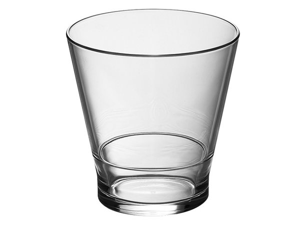 XXLselect Drinks / Whisky glass Polycarbonate | Stackable | 25cl | Ø82x (H) 84mm