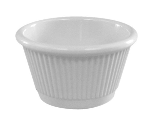 XXLselect Ramekin | Wit Melamine | Ø85x(H)50mm