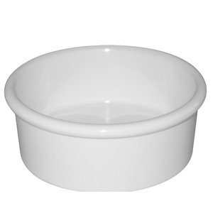 XXLselect ramekin | White Melamine | Ø85x (H) 30mm