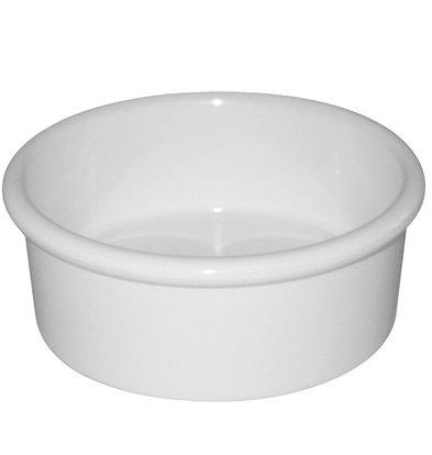 XXLselect ramekin | Weißer Melamin | Ø80x (H) 30 mm