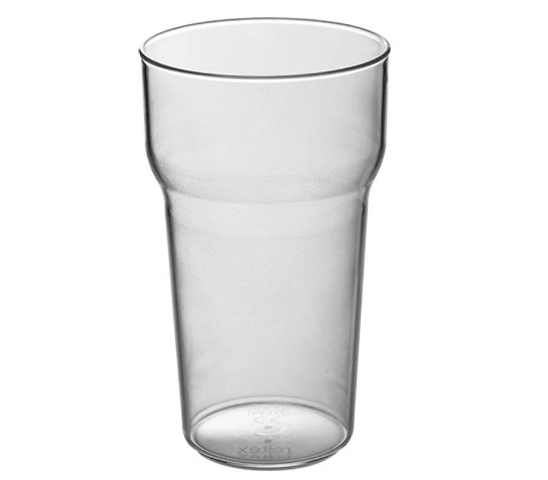 XXLselect Prestige Bier Polycarbonat | stapelbare | 30cl | Ø66x (H) 145