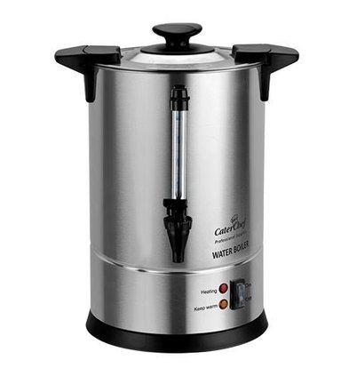 Caterchef Waterkoker CaterChef RVS | Non-Drip Tapkraan | 16 Liter