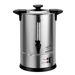 Caterchef Waterkoker CaterChef RVS | Non-Drip Tapkraan | 10 Liter