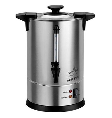 Caterchef Kettle CaterChef SS | Non-Drip-Hahn | 6 Liter