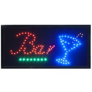 Securit LED-Platine 'Bar' | 48x24x2cm