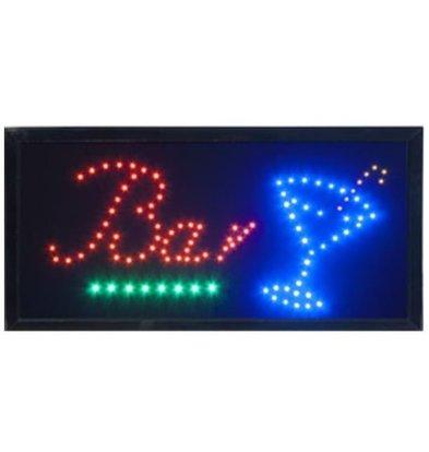 Securit LED-Platine 'Bar' | 48x24x2cm