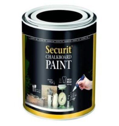 Securit Chalkboard Paint | 2.5 liter