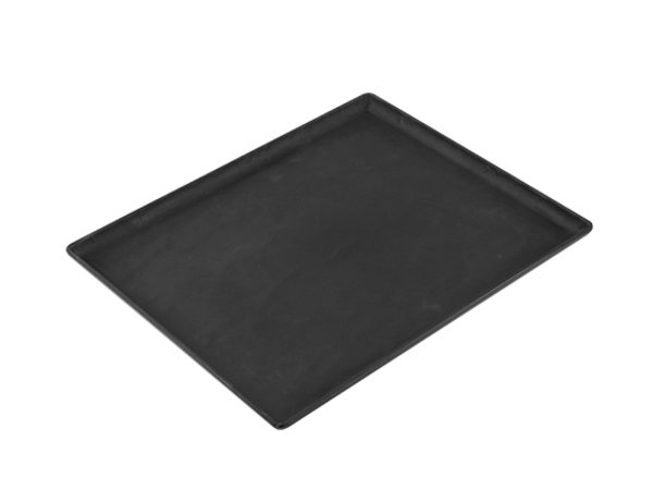 XXLselect Dish Slate Look Black | High Rupture Resistance | 320x260x (H) 20mm
