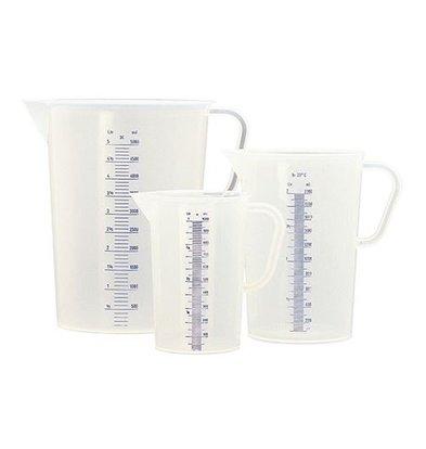 XXLselect Measuring cup Plastic | 100ml