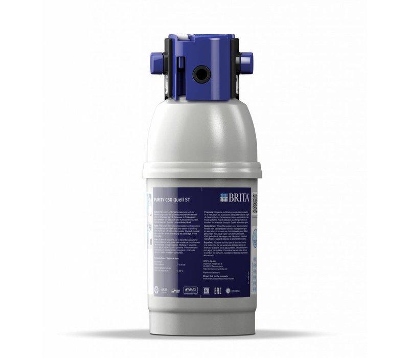 Brita PURITY C Quell ST | Brita Entkarbonisierung Enthärter | Typ C50 | für Kaffee / Vending / Kombidämpfer