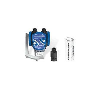"Brita Reinheit C Filterkopset III 0-70% | Brewing G3 / 8 ""+ Rückschlagventil + CH-kit + Wandhalterung"