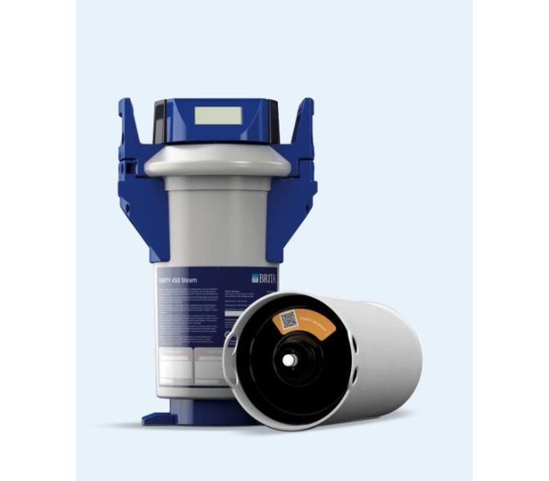 Brita Reinheit Dampf Brita | Dekarbonisierung | Modell 450 | Inkl. Mess- und Anzeigeeinheit | Kombidämpfer für
