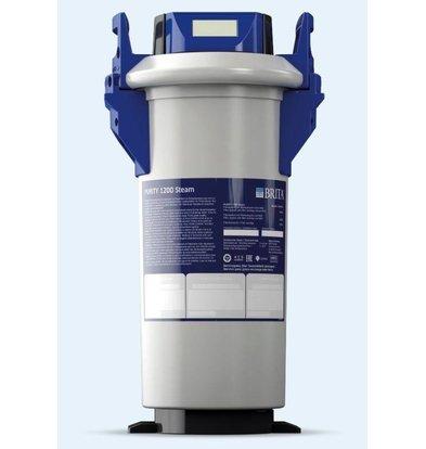 Brita Reinheit Dampf Brita | Dekarbonisierung | 1200 Typ | Inkl. Mess- und Anzeigeeinheit | Kombidämpfer für