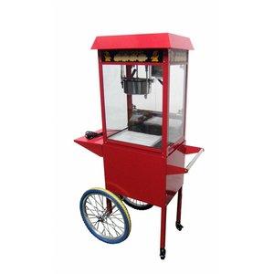 XXLselect Popcorn-Maschine | Anzeigen Kar | 1.35 kW | 560x417x (H) 1560mm