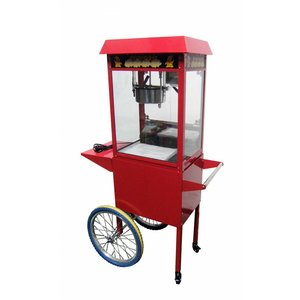 XXLselect Popcornmachine | Show Kar | 1.35 kW | 560x417x(H)1560mm