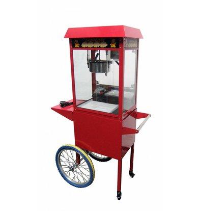 XXLselect Popcornmachine   Show Kar   1.35 kW   560x417x(H)1560mm