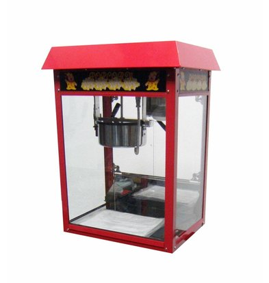 Combisteel Popcorn Machine Show | 1:35 kW | 560x417x (H) 770mm