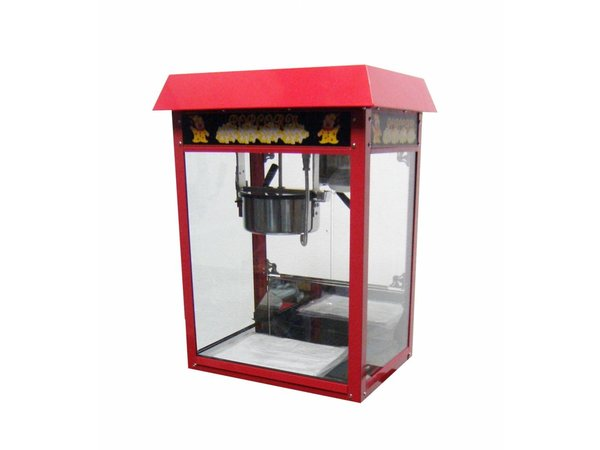 Combisteel Popcornmachine Show   1.35 kW   560x417x(H)770mm
